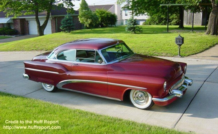 1953 Buick Super Riviera Car Picture