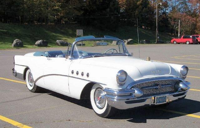 1955 Buick Roadmaster Car Picture