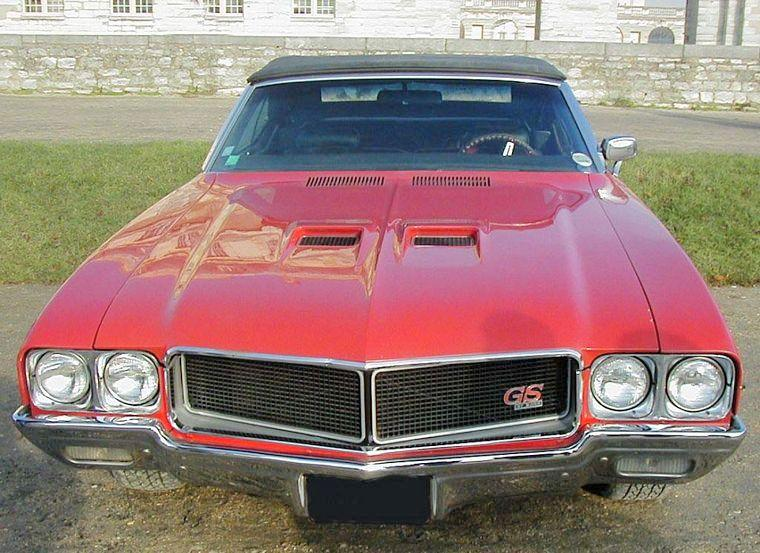 1970 Buick GS 455 Car Picture