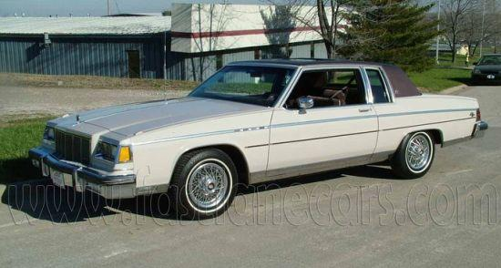 1984 Electra Park Avenue Car Picture