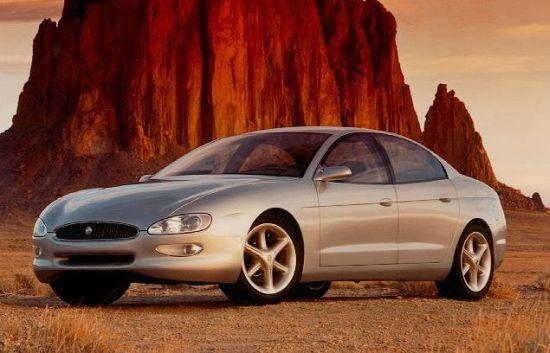 1995 Buick XP2000 Concept Car Picture