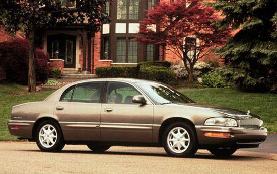 Right Side 2000 Buick Electra Sedan Car Picture