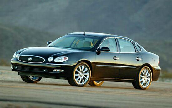 2006 Buick LaCrosse Car Picture