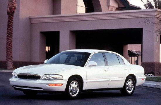 front right white 1998 buick park avenue car photo. Black Bedroom Furniture Sets. Home Design Ideas