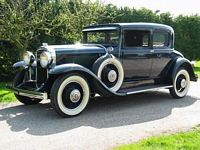 Front Left 1931 Buick Series 90 Car Picture