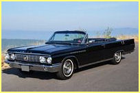 Front Left Black 1963 Buick Electra 225 Car Picture