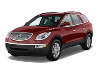 Front Left 2011 Buick Enclave SUV Picture