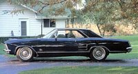 1963 Buick Riviera Car Picture