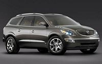 Front Right 2009 Buick Enclave CUV Picture