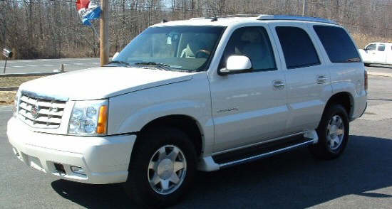 2003 Cadillac Escalade Car Picture