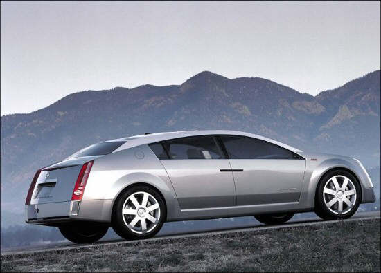 Cadillac Concept Car Picture