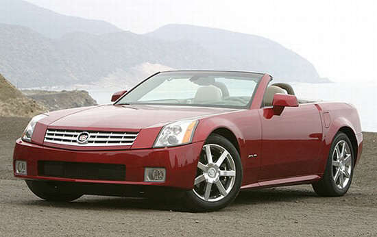 2004 Cadillac XLR Roadster Car Picture