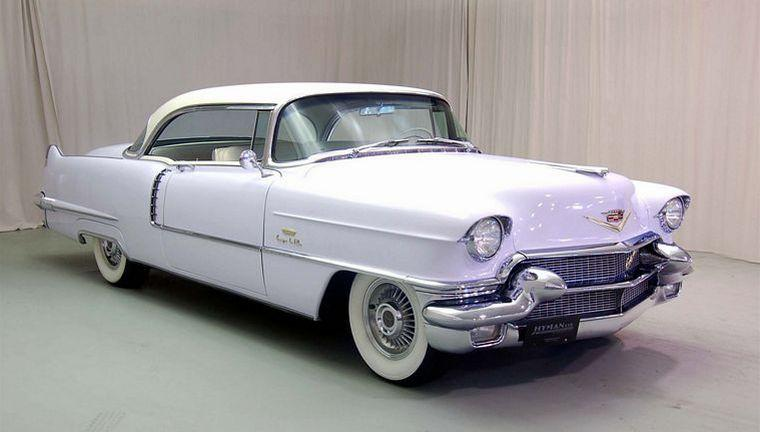 1956 Cadillac Coupe de Ville Car Picture