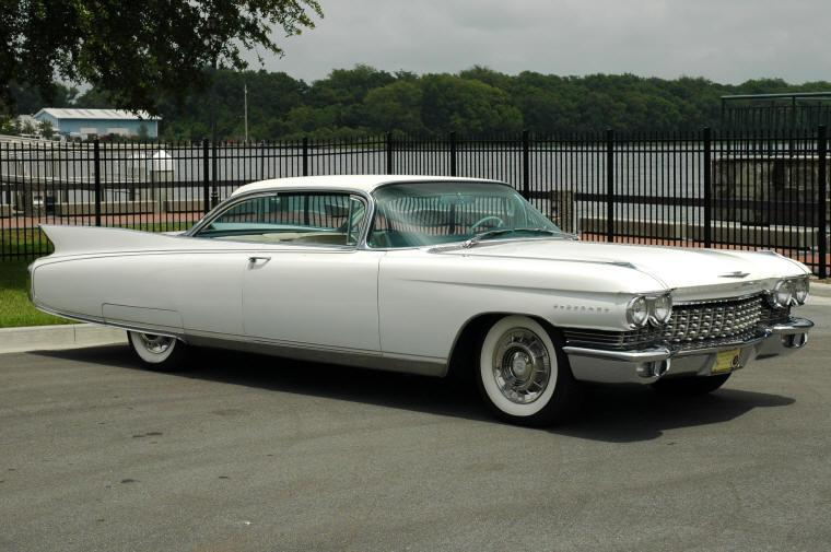 1960 Cadillac Seville Car Picture | Old Car and New Car Pictures