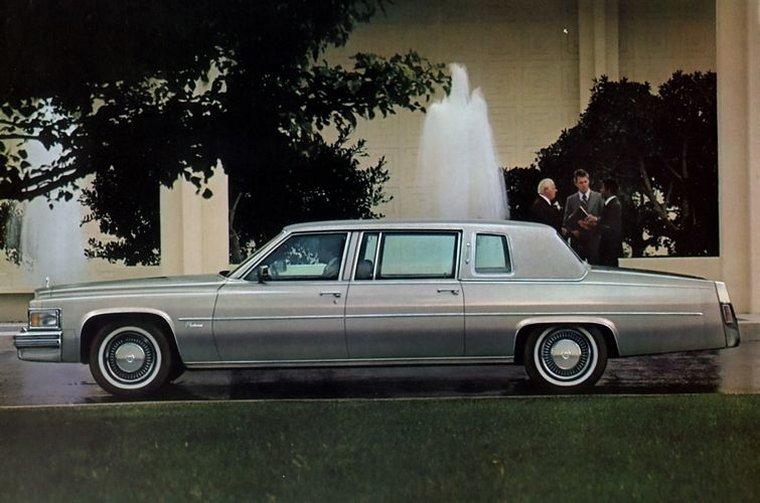 1978 Fleetwood Limousine Car Picture