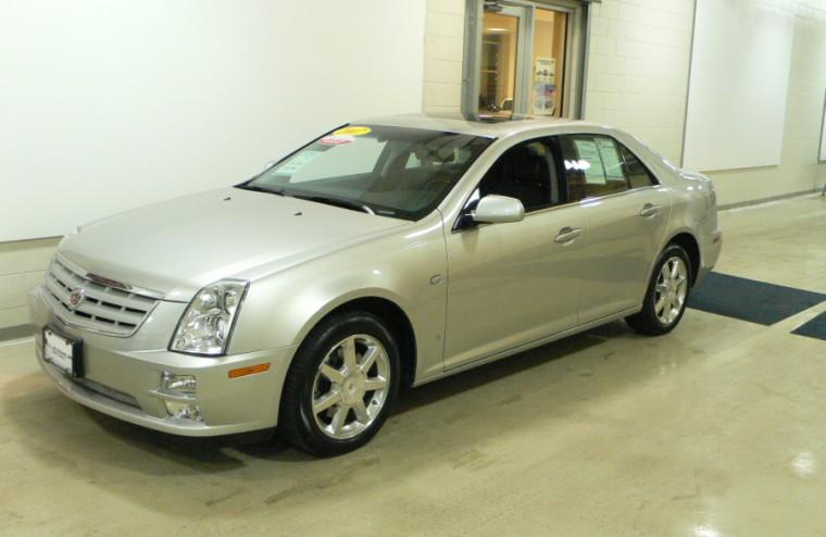 2007 Cadillac STS Car Picture