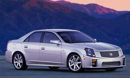 2005 Cadilllac CTS-V Car Picture
