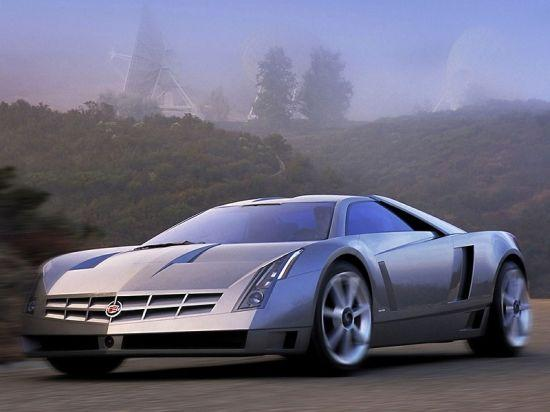 2006 Cadillac XLR Cien Concept Car Picture | Old Car and New Car ...