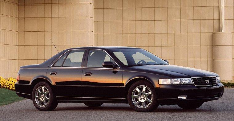 2004 Cadillac Seville Car Picture