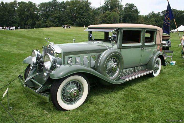 1930 Cadillac Cabriolet V16 Car Picture