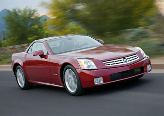2005 Cadillac XLR Car Picture