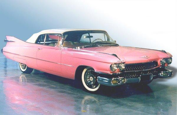 1959 Cadillac Eldorado Car Picture