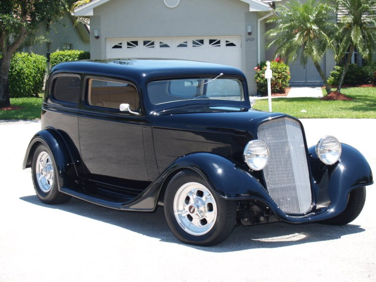 1933 chevrolet eagle and mercury howstuffworks for 1933 chevy 2 door sedan