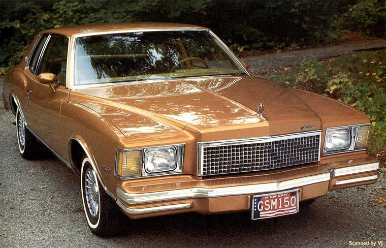1978 Chevrolet Monte Carlo Car Picture