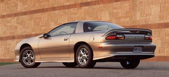 2001 Chevrolet Camaro Car Picture