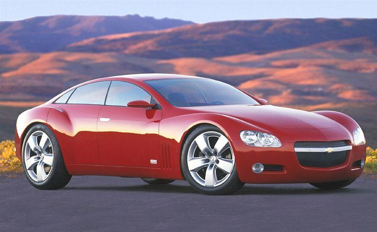 2003 Chevrolet SS Concept Car Picture