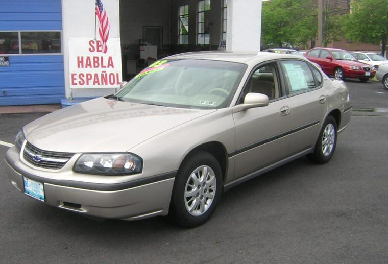 gray 2003 chevrolet impala car picture chevrolet car pics. Cars Review. Best American Auto & Cars Review