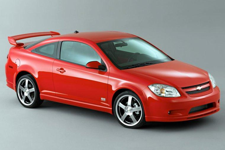 Front Right 2005 Chevrolet Cobalt SS Supercharged  Car Picture