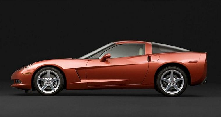 2005 Chevrolet Corvette Car Picture