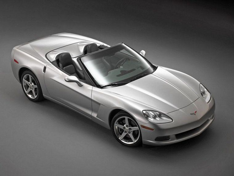 2005 Chevrolet Corvette C6 Car Picture