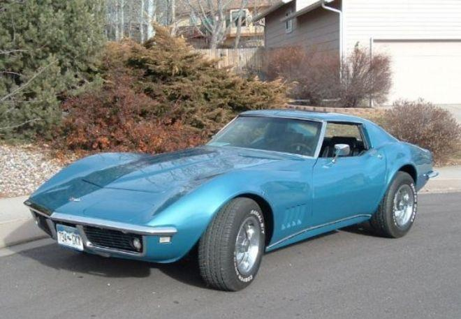 1968 Chevrolet Corvette Stingray Car Picture