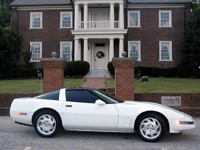 1995 Chevrolet Corvette Car Picture