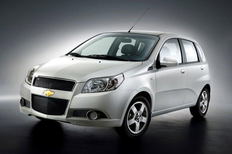 2007 Chevrolet Aveo Car Picture