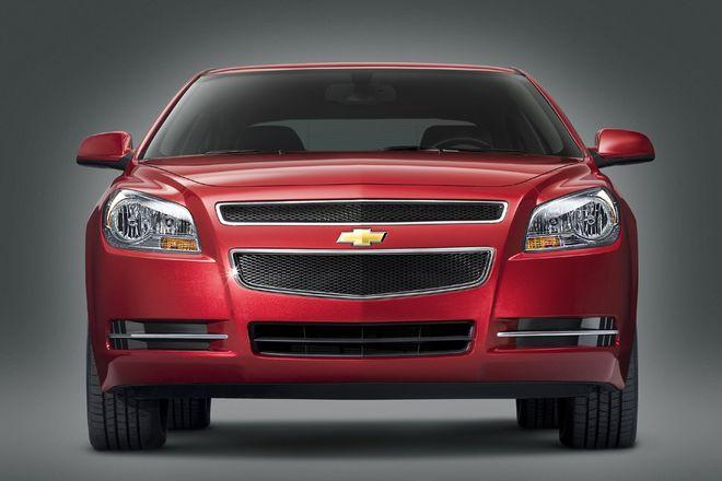 2008 Chevrolet Malibu Car Picture