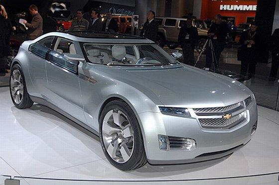 2007 Chevrolet Volt Concept Car