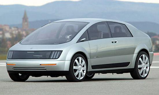 GM 2006 Hy-Wire Concept Car Picture