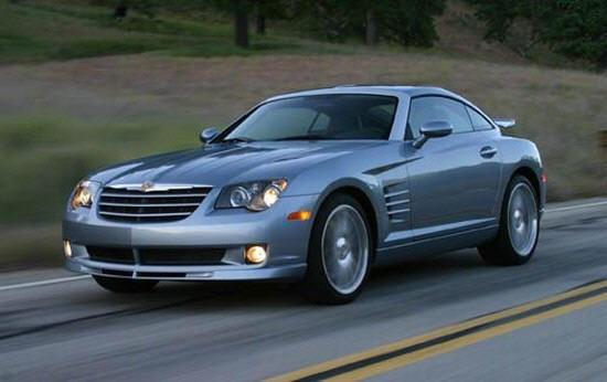 2005 Chyrsler Crossfire SRT Car Picture