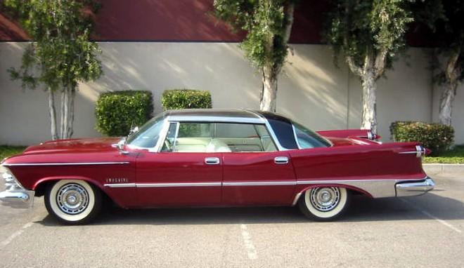 Left Side 1959 Chrysler Imperial Car Picture