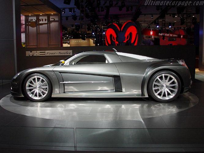 2004 Chrysler ME 4-12 Concept Car Picture