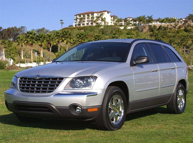 2004 Chrysler Pacifica CUV Picture