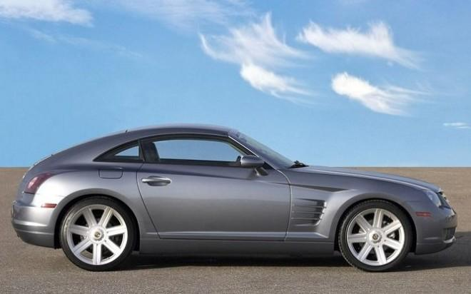 2005 Chrysler Crossfire Car Picture
