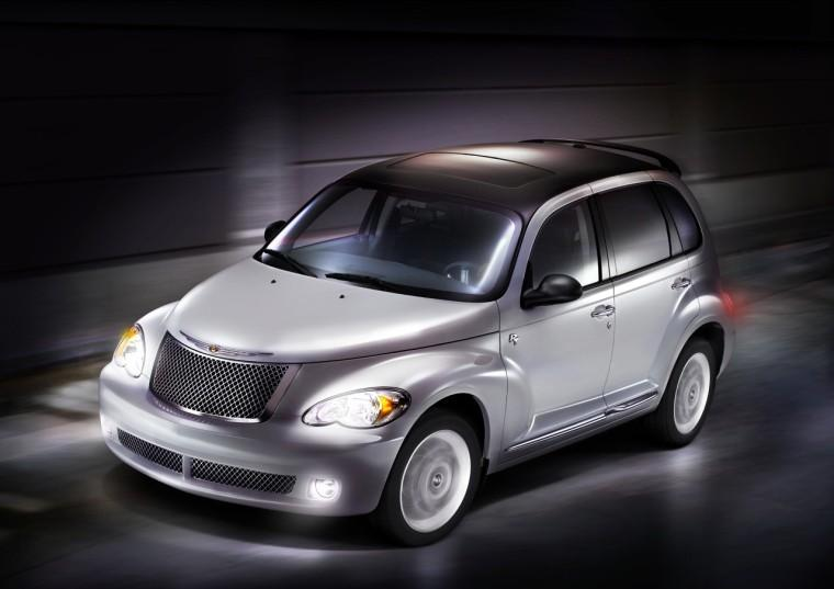 Front Left 2009 Chrysler PT Cruiser CUV Picture