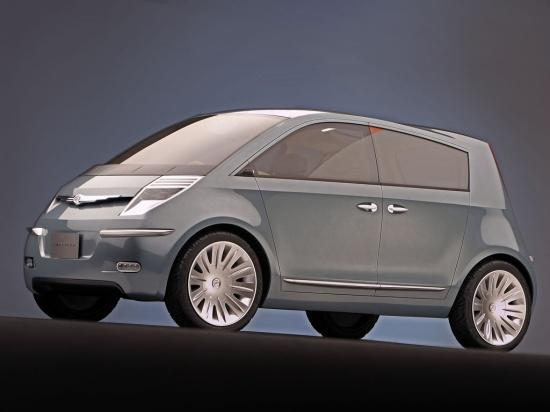 Front left 2005 Chrysler Akino Concept Car Picture