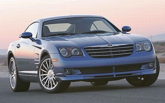 2005 Chrysler Crossfire SRT Car Picture