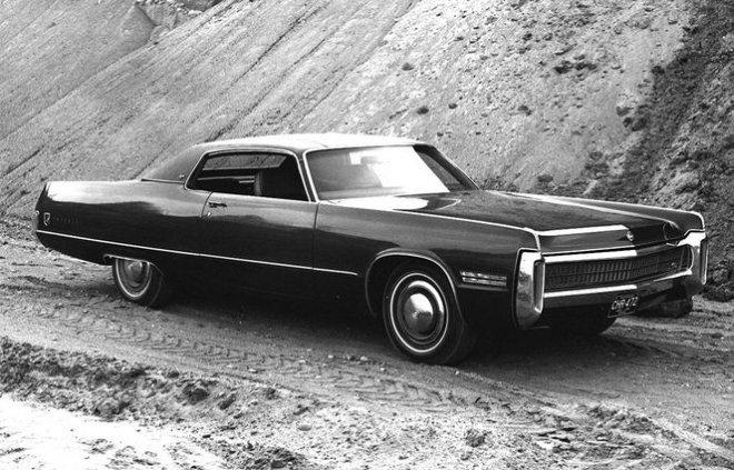 1972 Chrysler Imperial Car Picture