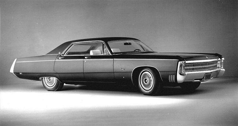 1969 Chrysler Crown Imperial Car Picture